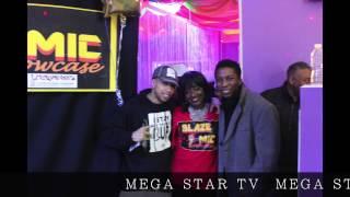 """getlinkyoutube.com-Blaze the Mic -A THUG branded his own lane """"KING TUT FLO"""" HIGHER ECOULOUGE"""" MEGASTAR TV (ON FIRE"""