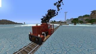 getlinkyoutube.com-Minecraft: Traincraft Mod + [Download]
