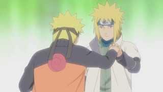 getlinkyoutube.com-Naruto gặp bố Minato  Hokage đệ tứ