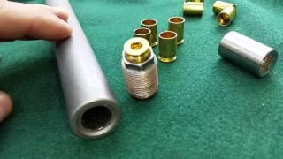 REM 700 Smokeless Muzzleloader build