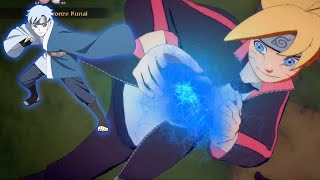 getlinkyoutube.com-Boruto's NEW Ultimate Jutsu! And 15+ Minutes of Mitsuki Gameplay | NARUTO Storm 4 Road to Boruto
