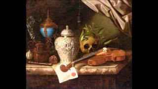 getlinkyoutube.com-Giuseppe Tartini Sonatas for Violin Cello and Harpsichord 1/2