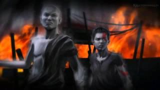 getlinkyoutube.com-God of War Ghost of Sparta: La pelicula en Español [PSP]