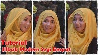 getlinkyoutube.com-Video Cara Memakai Jilbab Segi Empat Modern #by Revi