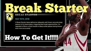 getlinkyoutube.com-NBA 2K16 Break Starter Badge