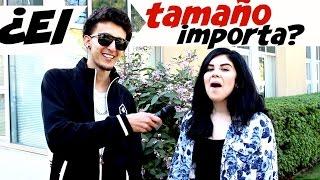 getlinkyoutube.com-El Tamaño Importa? PREGUNTA CALIENTE!