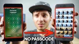 How To Unlock ANY iPhone Photos Without Passcode!