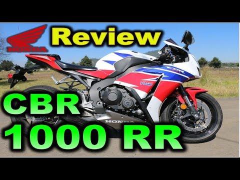 Honda CBR 1000 RR | Review en Espanol con Blitz Rider