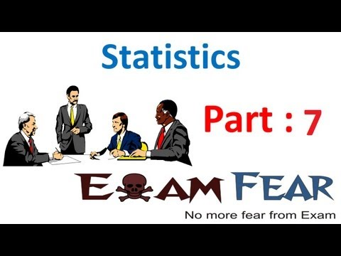 Maths Statistics part 7 (Example Direct Method) CBSE class 10 Mathematics X