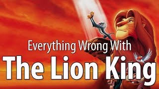 getlinkyoutube.com-Everything Wrong With The Lion King In 13 Minutes Or Less