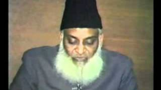 getlinkyoutube.com-14/25- Nazryati Refresher Course (Tanzeem e Islami) Lecture 11 By Dr. Israr Ahmed