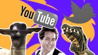 getlinkyoutube.com-التمساح الحلقة ٣١: اليوتوبية التويترية | Temsa7LY 2