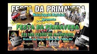 Nova Opção Notícias-Festa da Primavera 2017-São Pedro de Alcântara