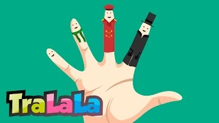 getlinkyoutube.com-Degetele - Cântece pentru copii | TraLaLa