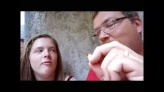 getlinkyoutube.com-Hot Sauce Challenge  Father & Daughter