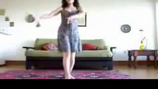 getlinkyoutube.com-رقص منازل ساخن   رقص في المنزل علي اغاني خليجي   رقص مثير New Belly