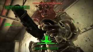 getlinkyoutube.com-Fallout 4: Quickest Way to Farm the EXACT Legendary Gear & Effect You Want - Annotation Instructions