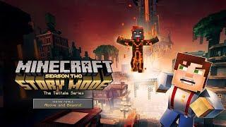 Minecraft: Story Mode - 2. Évad 5. Epizód Trailer