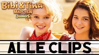 getlinkyoutube.com-BIBI UND TINA 3 - MÄDCHEN GEGEN JUNGS Alle Clips (HD) | Phil Laude, Lina Larissa Strahl