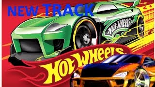 getlinkyoutube.com-Супер гоночные  трассы  хот вилс Hot wheels new track set cars