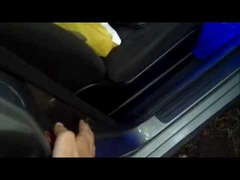 Подсветка салона и багажника Ниссан Тиида, от АЛАРМ ТВЕРЬ