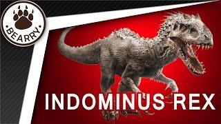 อินโดไมนัส เร็กซ์ (Indominus Rex) ไดโนเสาร์ที่โหดเหี้ยมที่สุด (มีสปอยด์เนื้อหาหนัง)