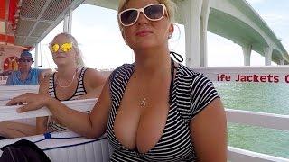 getlinkyoutube.com-Clearwater Beach Water Taxi Phantom