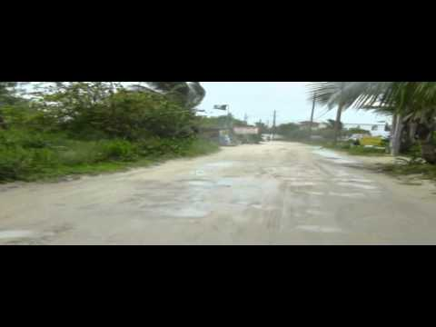 Ambergris Caye Tropical Depression Storm Surge