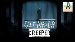 getlinkyoutube.com-【マインクラフト・ホラー】Slender - Creeper【海外勢Map】