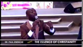 Dr Paul Enenche: Powerful message about lust and sin
