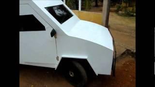 getlinkyoutube.com-Homem constrói seu próprio carro em Quixeramobim