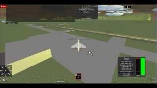 getlinkyoutube.com-Roblox Flight Simulator 2011 Concorde