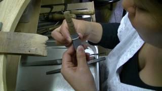getlinkyoutube.com-ティファニータイプのリングを作る