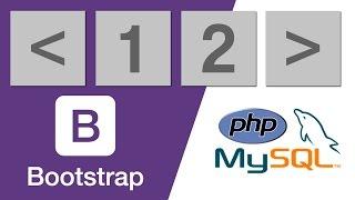 [TUTORIAL] Sistema de Paginação de Resultados usando Bootstrap, PHP e MySQL