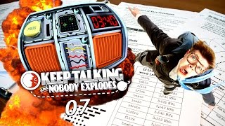 KEEP TALKING AND NOBODY EXPLODES - Sind wir TOT?