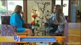 Gloria Trevi Habla De Su Hija Ana Dalai