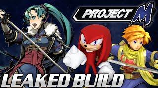 getlinkyoutube.com-Project M: Leaked Development Build - Knuckles, Lyn, Isaac!