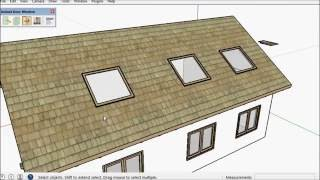 getlinkyoutube.com-SketchUp Instant Window Basic Parameters | Vali Architects