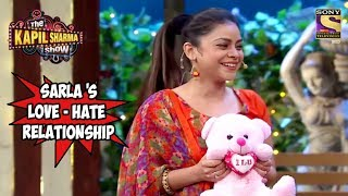 Sarla And Kapil's Love-Hate Relationship - The Kapil Sharma Show