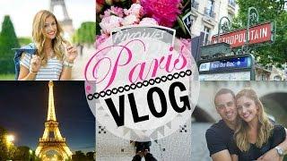 getlinkyoutube.com-Europe Trip || PARIS VLOG