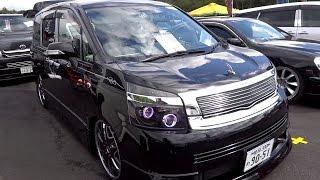 getlinkyoutube.com-TOYOTA VOXY custom car トヨタ ヴォクシー カスタムカー Car Audio カーオーディオ