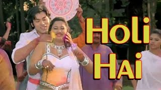 "getlinkyoutube.com-Holi Hai | Bhojpuri Hot Holi Song HD | Movie ""Rani Banal Jwala"" 