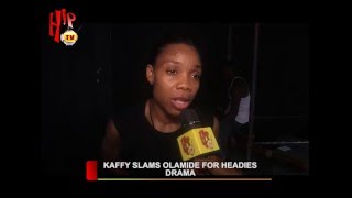 getlinkyoutube.com-KAFFY COMMENTS ON OLAMIDE'S BEHAVIOUR AT THE HEADIES 2015