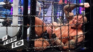 Shocking Elimination Chamber pod collisions: WWE Top 10, Feb. 24, 2018