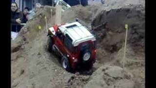 rc truck defender 90 trail