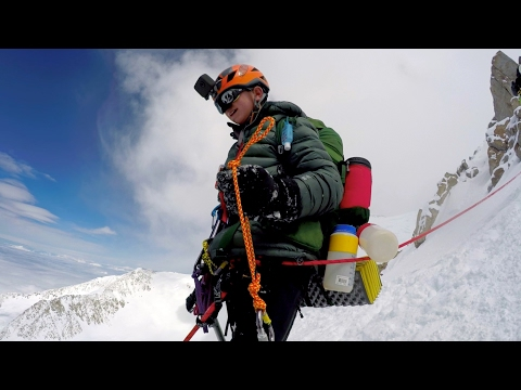 GoPro: The 12-Year Old Record Breaking Mountain Climber - Tyler Armstrong