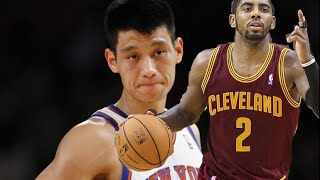 getlinkyoutube.com-Kyrie Irving vs Jeremy Lin Full Highlights 2012.02.29 Cavs at Knicks - Rookie Irving vs Linsanity