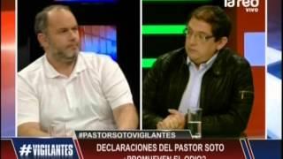 getlinkyoutube.com-El pastor Soto, ¿incita al odio?