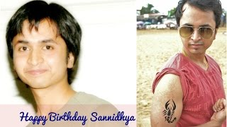 getlinkyoutube.com-Sannidhya Birthday Video