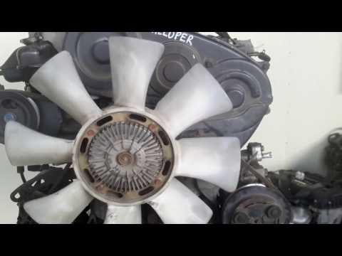 Двигатель D4BF Портер, Галлопер 2 5 дизель с электронным ТНВД